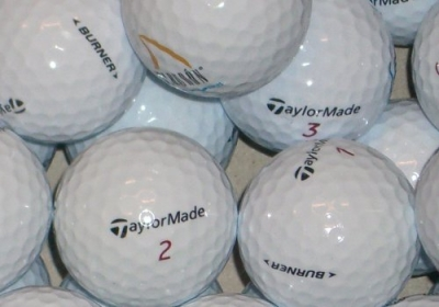1 Dozen Taylor Made Burner 2011 AAAA Lakeballs